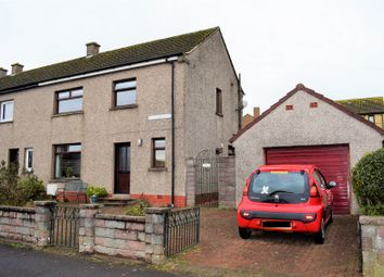Thumbnail 3 bed end terrace house for sale in 57 Shawhill Road, Annan, Dumfries & Galloway