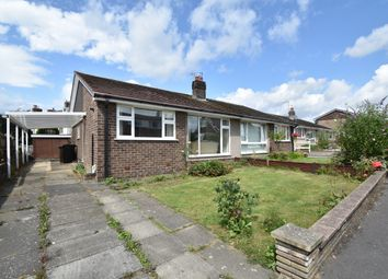Thumbnail 2 bed semi-detached house for sale in Rydal Avenue, Garforth, Leeds