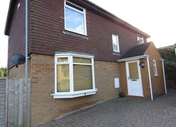 Thumbnail 4 bed detached house to rent in Mears Ashby Road, Wilby, Wellingborough