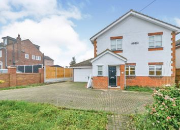 4 bed detached house for sale in Epping Green, Epping CM16