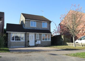 Thumbnail 3 bed detached house for sale in Musket Road, Heathfield, Newton Abbot