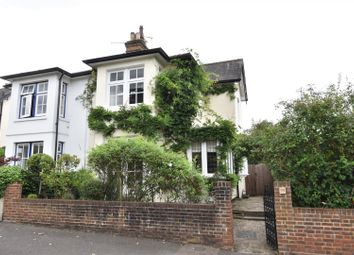 Thumbnail 4 bed semi-detached house to rent in Adelaide Road, Surbiton