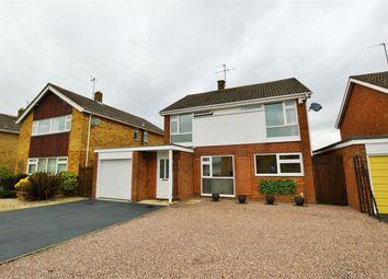Thumbnail 3 bed detached house for sale in Littledown Road, Charlton Kings/Leckhampton, Cheltenham