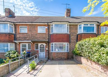 Thumbnail 3 bed terraced house for sale in Guildford Road, Worthing, West Sussex