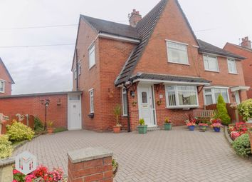 Thumbnail 3 bedroom semi-detached house for sale in Fearnhead Avenue, Horwich, Bolton