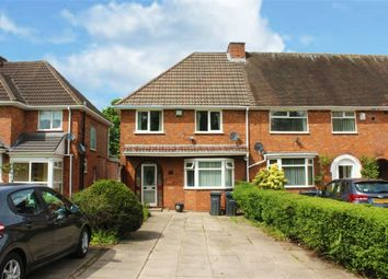 Thumbnail 3 bedroom end terrace house for sale in Frankley Beeches Road, Birmingham, West Midlands