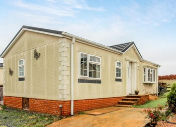 Thumbnail 2 bed mobile/park home for sale in Homestead Drive, Normandy