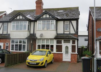 Thumbnail 3 bed semi-detached house for sale in Mortimer Road, Hereford
