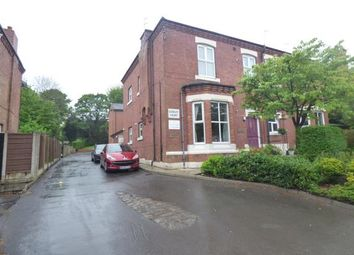 Thumbnail 2 bedroom flat for sale in Godley Court, Mottram Road, Hyde, Greater Manchester