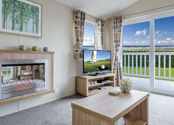 Thumbnail 2 bed mobile/park home for sale in Nodes Point Holiday Park, Ryde