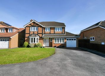 Thumbnail 5 bedroom detached house for sale in Lime Gardens, West End, Southampton