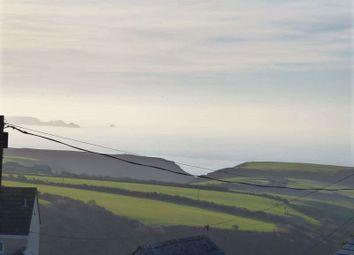 Thumbnail Land for sale in Trewarmett, Tintagel