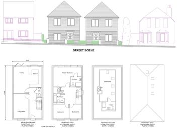 Thumbnail 4 bed detached house for sale in Mill Road, Hawley, Dartford