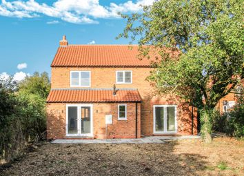 Thumbnail 4 bed detached house for sale in Plot 1, Back Street, Langtoft, Driffield