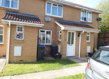 Thumbnail 2 bed terraced house to rent in Honeysuckle Close, Chippenham