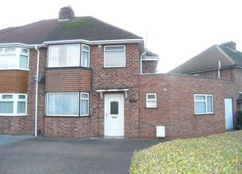 Thumbnail 6 bed semi-detached house to rent in St. Margarets Road, Leamington Spa