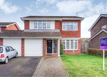 Thumbnail 4 bed detached house for sale in Barker Close, Fishbourne, Chichester