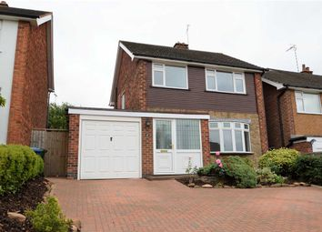 Thumbnail 3 bed detached house to rent in Wolds Drive, Keyworth, Nottingham