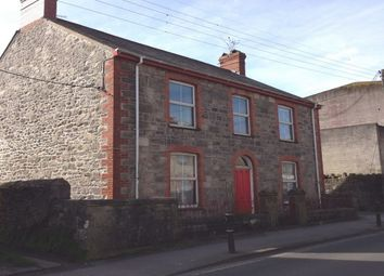 Thumbnail 3 bed flat to rent in Moorland Road, St Austell, Cornwall