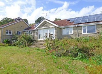 Thumbnail 4 bed detached bungalow for sale in Bayford Hill, Wincanton