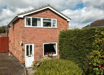 Thumbnail 3 bedroom detached house for sale in Shepherd Walk, Kegworth, Derby