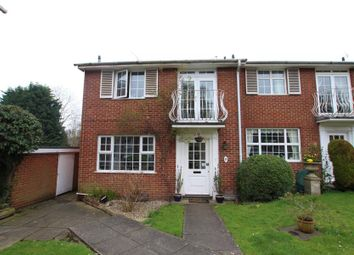 Thumbnail 3 bedroom property to rent in Brooklyn Close, Woking