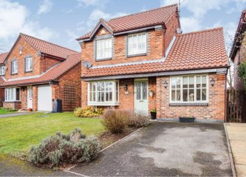 Thumbnail 4 bed detached house for sale in Old Hall Close, Calverton