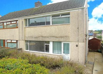 Thumbnail 3 bed property to rent in Moorland Crescent, Beddau, Pontypridd