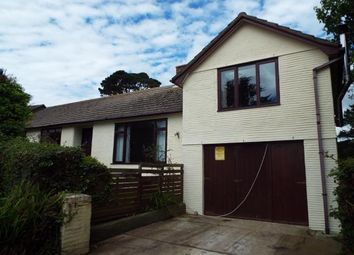 Thumbnail 4 bed bungalow for sale in Looe, Cornwall