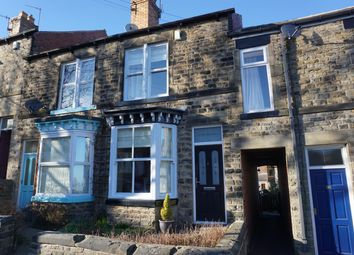 Thumbnail 3 bed terraced house for sale in Forres Road, Sheffield