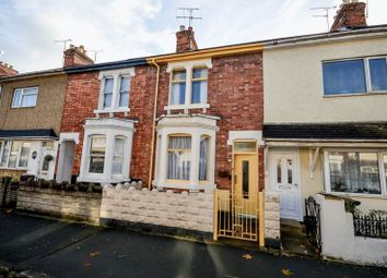 Thumbnail 2 bed terraced house for sale in Volta Road, Swindon
