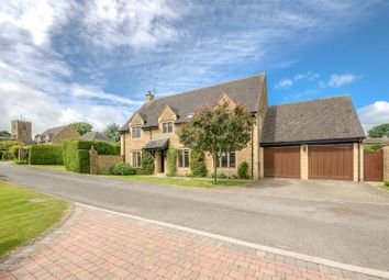 Thumbnail 4 bed detached house for sale in Manor Gardens, Norton, Daventry