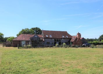Thumbnail 4 bedroom barn conversion to rent in Clayhill Road, Leigh, Reigate