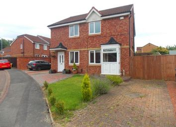 Thumbnail 2 bedroom semi-detached house for sale in Lynmouth Close, Hemlington, Middlesbrough