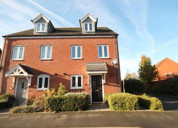 Thumbnail 3 bedroom semi-detached house for sale in Priors Lane, Market Drayton