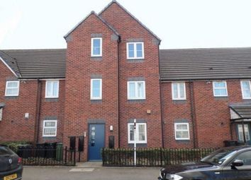 Thumbnail 2 bed flat for sale in Groveland Road, Tipton, Tipton
