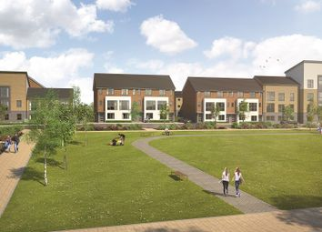 Thumbnail 3 bedroom town house for sale in Drake Way, Kennet Island, Reading