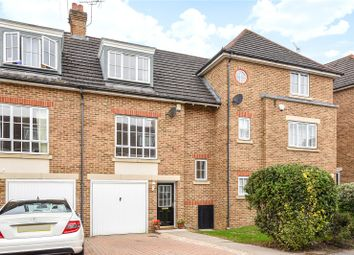 Thumbnail 3 bedroom terraced house for sale in Lady Aylesford Avenue, Stanmore, Middlesex