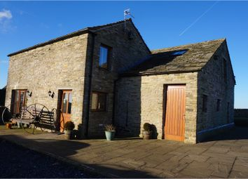 Thumbnail 4 bed barn conversion for sale in Erwin Lane, Rainow Macclesfield