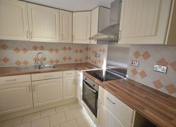 Thumbnail 1 bedroom maisonette to rent in Gillingham Road, Gillingham