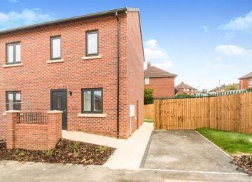 2 bed semi-detached house for sale in Brander Road, Gipton, Leeds LS9