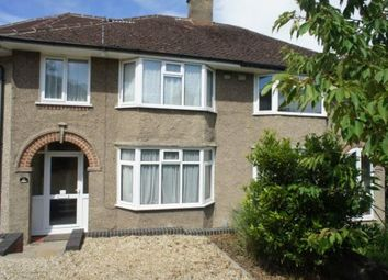 Thumbnail 3 bed semi-detached house to rent in Copse Lane, Marston, Oxford