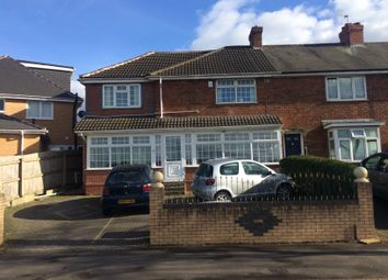 Thumbnail 5 bedroom end terrace house for sale in Drews Lane, Birmingham
