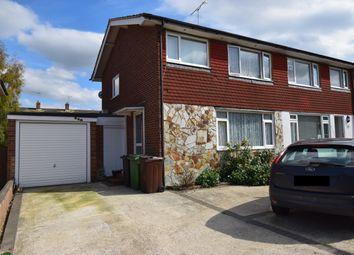 3 bed semi-detached house for sale in Bathurst Road, Staplehurst, Tonbridge TN12