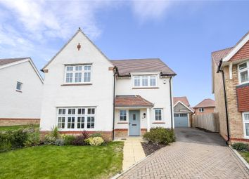 Thumbnail 4 bed detached house for sale in Stone Gardens, Halling, Kent