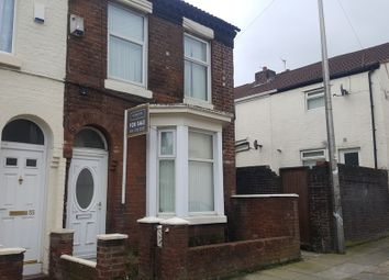 Thumbnail 3 bed end terrace house for sale in York Street, Walton, Liverpool