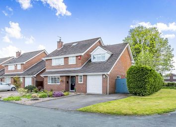 5 bed detached house for sale in Jodrell Close, Holmes Chapel, Crewe CW4