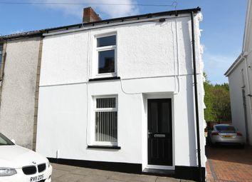 Thumbnail 2 bed end terrace house for sale in Church Street, Penydarren, Merthyr Tydfil