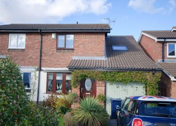 Thumbnail 3 bed semi-detached house for sale in Longdean Close, Hebburn