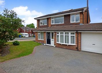 Thumbnail 4 bedroom detached house for sale in Foxwood Close, Stone, Staffordshire